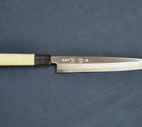 Enami Yanagiba (Masao) / Sashimi Knife with White Steel #2
