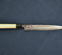 Enami Yanagiba (Masao) / Sashimi Knife with Blue Steel #2
