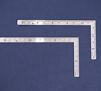 Japanese Tools for Layout Tools. Shinwa Sashigane / Square
