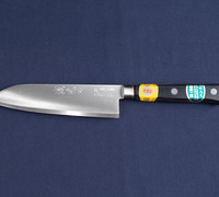 Santoku / All-purpose Kitchen Knife - VG-1 Steel with Full Tang Handle 10401M
