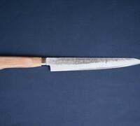 Japanese Tools for Suzuki-ya Cutlery by Tadafusa  / Japanese Kitchen Knives. Suzuki-ya Sujikiri by Tadafusa
