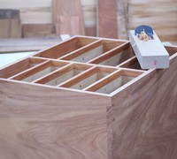 Japanese Tools for Komori Planes. Komori Block Planes / Ko-ganna (Mame-hira-ganna)