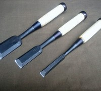Japanese Tools for Ohuchi (Ouchi) Chisels. Ohuchi (Ouchi) Bench Chisels / Oire Nomi