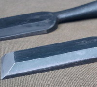 Ohuchi (Ouchi) Mentori Oire with Red Oak Handle