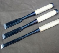 Japanese Tools for Ohuchi (Ouchi) Chisels. Ohuchi (Ouchi) Timber Chisels/Tataki Nomi