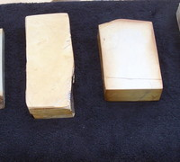 Japanese Tools for Sharpening Stones (Water Stones) / Toishi. Natural Sharpening Stones