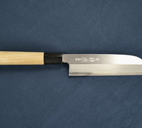 Kamagata Usuba Vegetable Knife with White Steel #2