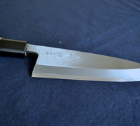 Japanese Tools for Enami Hocho / Japanese Chef Knives. Enami Ai-Deba Hocho / Fish Prep Knives