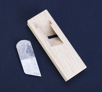 Japanese Tools for Special Planes. Finger Planes