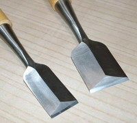 Japanese Tools for Takahashi Dovetail Chisels. Takahashi Umeki (Shinogi) Oire Nomi/ Dovetail Chisels