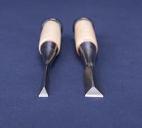 Japanese Tools for Ohuchi (Ouchi) Dovetail Chisels. Ohuchi (Ouchi) Umeki (Shinogi) Oire Nomi/ Dovetail Chisels