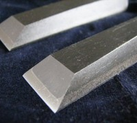 Japanese Tools for Takahashi Dovetail Chisels. Takahashi Yama-ari Nomi/ Dovetail Chisels