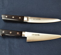 Japanese Tools for Miki Hocho / Japanese Kitchen Knives. Miki Boning Knives